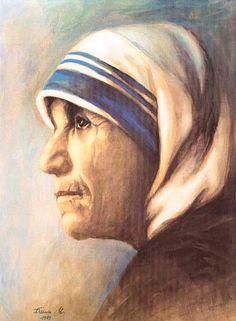 Mother Teresa Danuta Muszynska Zamorska