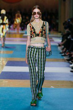 Miu Miu Spring 2017 Ready-to-Wear Collection Photos - Vogue                                                                                                                                                                                 More