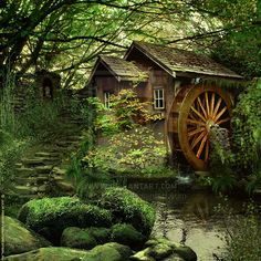 The Mill by ForestGirl.deviantart.com on @deviantART