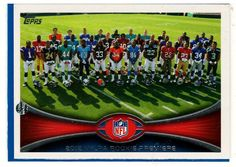 Football Trading Cards - 2012 Topps NFLPA Rookie Premiere
