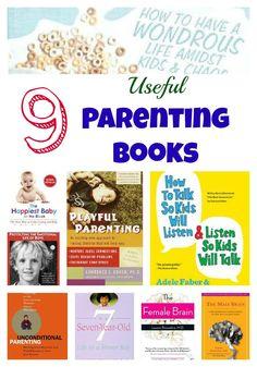 9 Useful Parenting Books