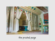 Homeschool Room Inspiration | The Printed Paige