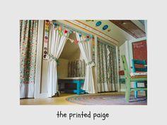 Homeschool Room Inspiration | The Printed Paige
