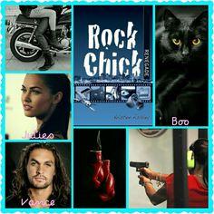 Rock Chick Renegade By: Kristen Ashley