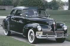 1941 Commander Club Coupe with color-line delete option