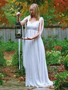 Costs (Antoniette Catenacci) Celtic Bridal Dress The Goddess, Phoenix Plus Size Formal Dress Current, Dirndl Back Designs