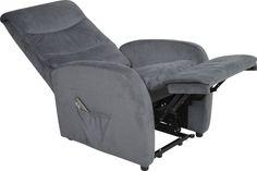 Le nouveau fauteuil releveur MONZA est doté d'1 ou 2 moteurs en relaxation. Il est conçu pour les petites surfaces. Son revêtement est un tissu type velours pour plus de moelleux et de douceur. La version releveur 2 moteurs offre une infinité de positions en relaxation par une indépendance entre l'inclinaison du dossier et la levée du repose jambes. 3 couleurs au choix (gris, marron, taupe) suivant vos goûts. A l'aide de ce fauteuil releveur MONZA conserver votre autonomie à domicile sans…