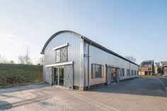 Mobile furniture by PolyLester provides reconfigurable interior for Amsterdam arts venue