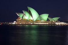 St Patrick's Day in Sydney, Australia