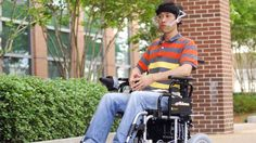 Tongue-driven Wheelchair Becomes Reality