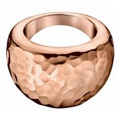 Calvin Klein Jewellery - In Stock! - Chunky Calvin Klein Dawn ring in stainless steel featuring a striking textured finish. The piece comes with a Calvin Klein presentation box. Size N-O Ck Calvin Klein, Jewelry Accessories, Women Jewelry, Fashion Jewelry, Shops, Boutique, Metal Jewelry, Bracelets, Products