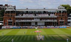 Lords Cricket Ground, London, UK