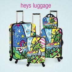 the heys luggage sale