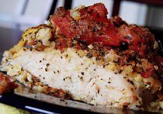 Tierney Tavern: Baked Bruschetta Chicken