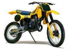 1983 Suzuki RM250
