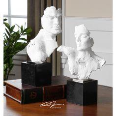 Simin- Contemporary Female Statue Sculpture. Discover Fantastic Home ...