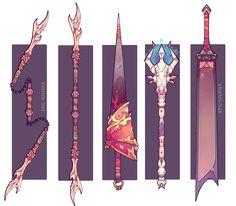 Weapon commission 38 by Epic-Soldier.deviantart.com on @DeviantArt