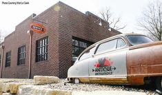 One man's trash is another man's treasure - who knows what you'll discover antiquing across Iowa. Amana Colonies, American Pickers, Antique Shops, Abandoned Places, Archaeology, Iowa, Places To See, 3 D, Tourism