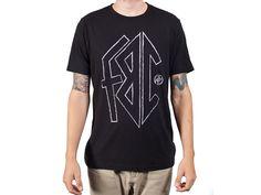 "Fit Bike Co. ""Stink"" T-Shirt - Black | kunstform BMX Shop & Mailorder - worldwide shipping"