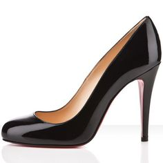 Christian Louboutin  Ron Ron 100mm Pumps Black12 being unfaithful limited offer,no taxes and free shipping.#shoes #womenstyle #heels #womenheels #womenshoes  #fashionheels #redheels #louboutin #louboutinheels #christanlouboutinshoes #louboutinworld