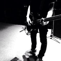 The bass guy! Lee Jaejin