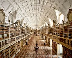 library Roma, Library Study Room, Future Library, Free Library, Little Library, Study Rooms, Library Books, Welt, Portugal