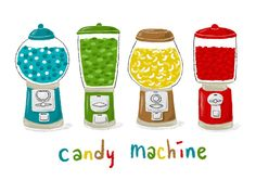 candy machine pattern by smallx2, via Flickr
