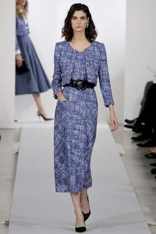 Oscar de la Renta Spring 2015 Ready-to-Wear Fashion Show: Runway Review - Style.com