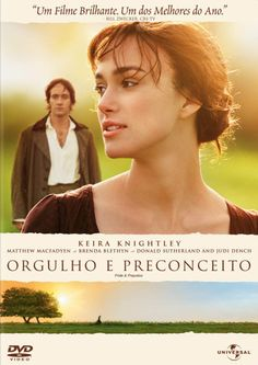 Orgulho e Preconceito - DVD