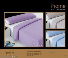 Juegos sabanas iHome 2012  http://www.lunatextil.es/24_ihome