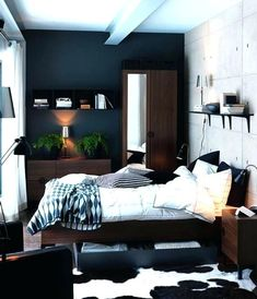 Young Man Bedroom Furniture Best Mans Ideas On Men Decor And Design