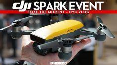 DJI Spark Event — Seize The Moment VLOG [4K] https://www.camerasdirect.com.au/dji-drones-osmo/dji-spark