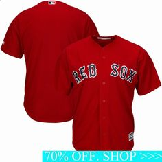 Turn dreams into reality while expressing ultimate fan loyalty today with this Boston Red Sox Majestic Cool Base Jersey Red. This jersey is what you need to get into the game.Check out the rest of our NFL Football gear for the whole family. Mlb, Mookie Betts, Football Gear, Boston Red Sox, Boston Sports, Baseball, Big & Tall, Alter, Socks