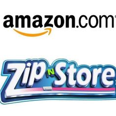 We're so excited and we just can't hide it! The #zipnstore is now available in #amazon