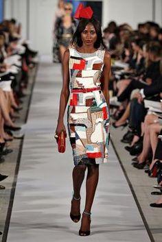 Oscar de la Renta Resort 2012 Fashion Show: Complete Collection - Style.com
