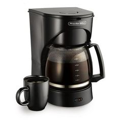 Proctor-Silex 12 Cup Coffee Maker Color: Black