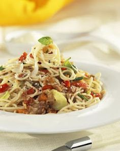 Recette de Spaghetti bolognaise