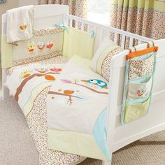 Isabelle Kids Sleepy Owl Collection cot bed duvet ! there are 2 duvet sizes, must be 120cm x 150cm! £19.99