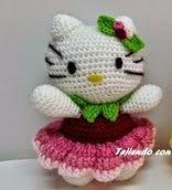 Patron Hello Kitty Grande Amigurumi : 1000+ images about Hello Kitty free crochet pattern on ...