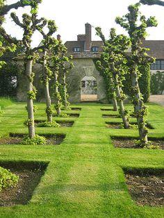 Berrydown Court (Hampshire, England, UK)