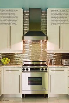 Sparkling kitchen-there's got to be a spot I can put this!