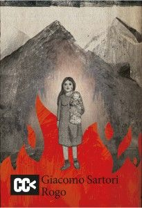 Giacomo Sartori, Rogo • cover • CartaCanta editore • http://www.cartacantaeditore.it