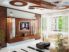 Apartment At Uttara Living Room Interior Design Idea