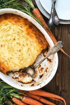 Gluten-Free Recipe: Shepherd's Pie