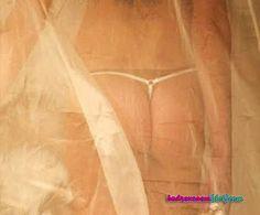 Koleksi Foto HOT Gaun Pengantin G-String | wisbenbae