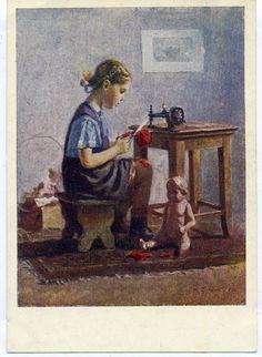 Published in 1953. Artist - Ershov. | eBay!