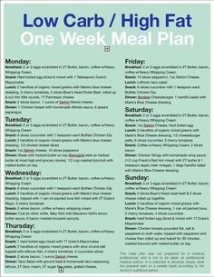 21 Minutes a Day Fat Burning - You Eat Low Carb What do you Eat Besides Bacon A Simple One-Week Low Carb Meal Plan | dirtyfloordiaries... Using this 21-Minute Method, You CAN Eat Carbs, Enjoy Your Favorite Foods, and STILL Burn Away A Bit Of Belly Fat Each and Every Day