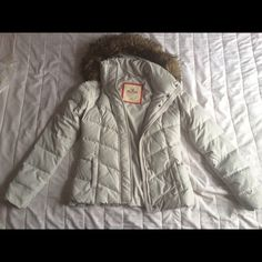 Winter Jacket Made in Indonesia Hollister Jackets & Coats Puffers