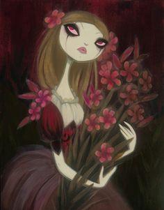 Oleander by Krista Huot