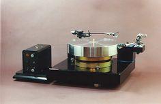Platine vinyle - JC Verdier   Turntable  Remix Numérisation